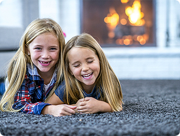 Carpet Cleaning Service using Safe, non-toxic, and pet friendly products