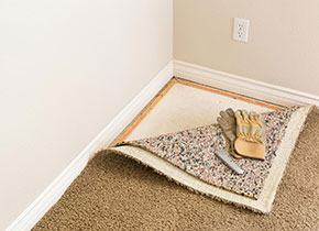 Masters Carpet Cleaning Carpet Rip Out Services