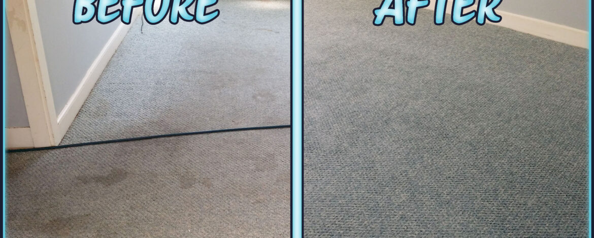 Deep Carpet Cleaning Service