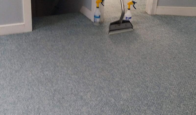 Carpet Cleaners Deep Sanitization